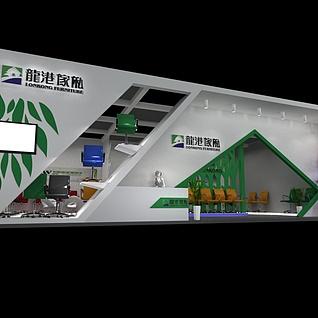 14X9龙港3d模型