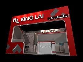 Kinglai展展览模型