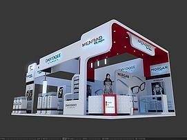 6X10鸣乐展览模型