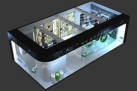 6x12菲乐展览模型