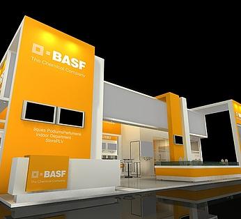 BASF展厅