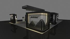 BOSE展展览模型