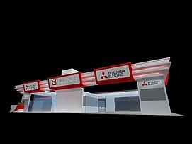 新武展展览模型