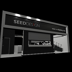 SEED展展览模型