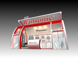 winsonic展展览模型