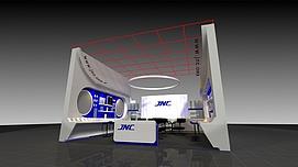 JNC展展览模型