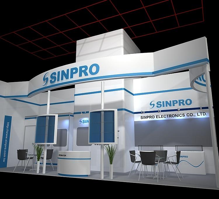 sinpro展模型