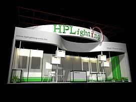 HPL展展览模型