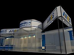 精密科技有限公司展展览模型