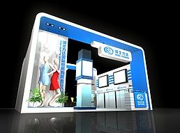 河北方达国际展览模型