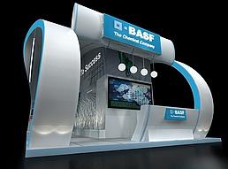BASF展展览模型