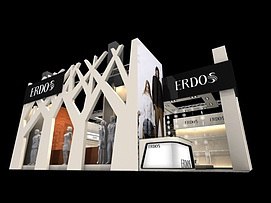 8X11鄂尔多斯展览模型