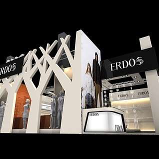 8X11鄂尔多斯3d模型