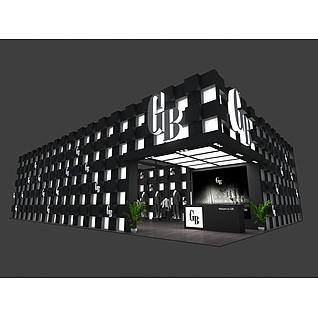 18X12-GB展览模型