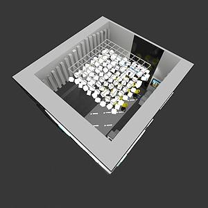 房展-融僑9X10展覽模型