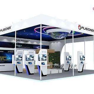 互联网3d模型