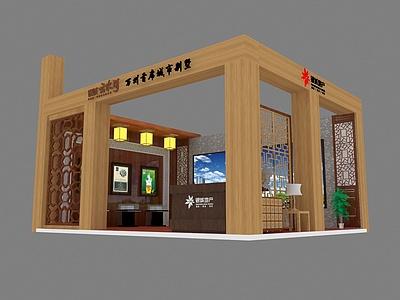 6x7銀城展覽模型