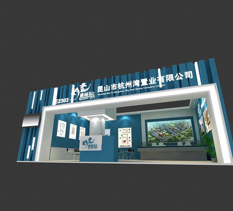 6x9杭州湾模型