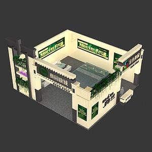 9x10奥园康城展览模型