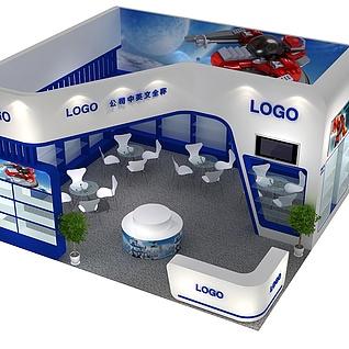玩具展7X83d模型