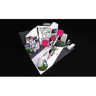 5X7香港模型展览模型