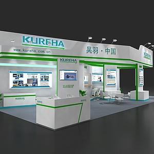吴羽中国15x8展览模型