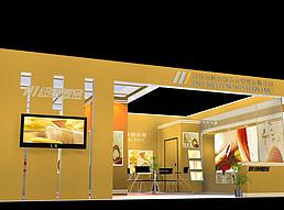 资金管理公司展厅展览模型