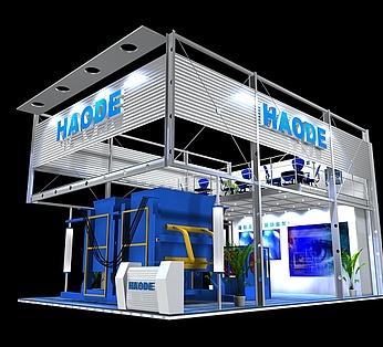 机械设备展厅