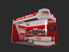 投资公司展厅展览模型