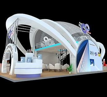 科技公司展厅