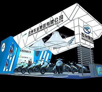 电动车展厅