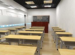 教育培训、餐馆展览模型