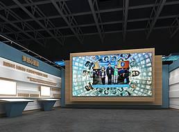 科技教育展馆展览模型