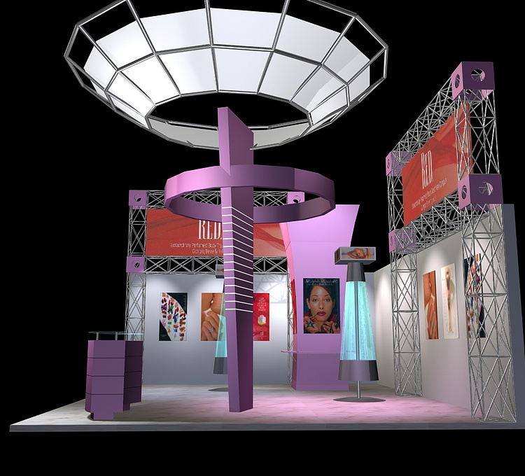 现代前卫科技展厅