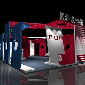 电器展示展览模型