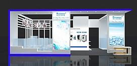 海川展览模型