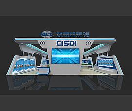 CISDI展览模型