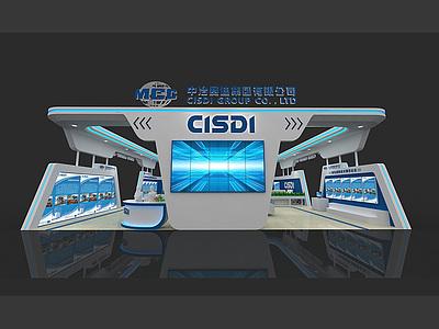 CISDI展覽模型