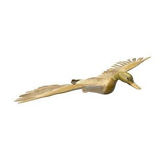 鸭子3d模型