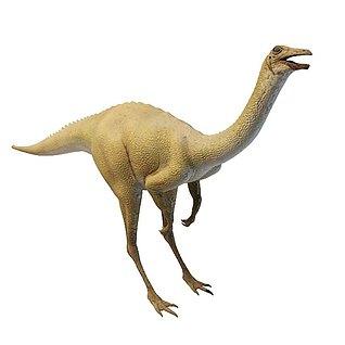 站立恐龙3d模型