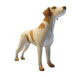 小狗3D模型