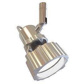 单筒射灯3d模型