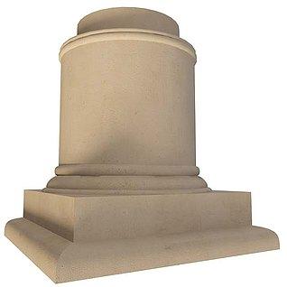 石膏柱头3d模型