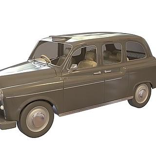 深灰色<font class='myIsRed'>汽车</font>3d模型