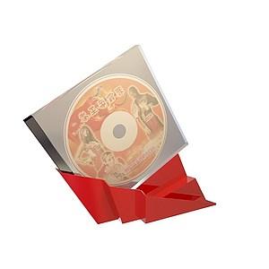 光碟盒模型
