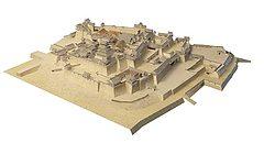 古代建筑模型3d模型
