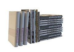 书刊模型3d模型