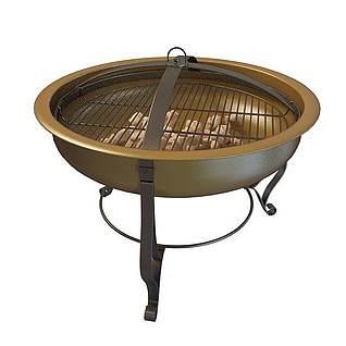 烧烤架3d模型