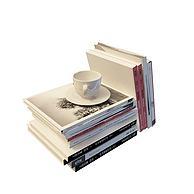 茶杯和书3D模型3d模型
