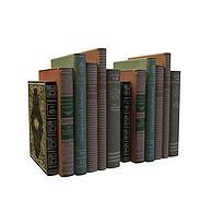古典书3D模型3d模型